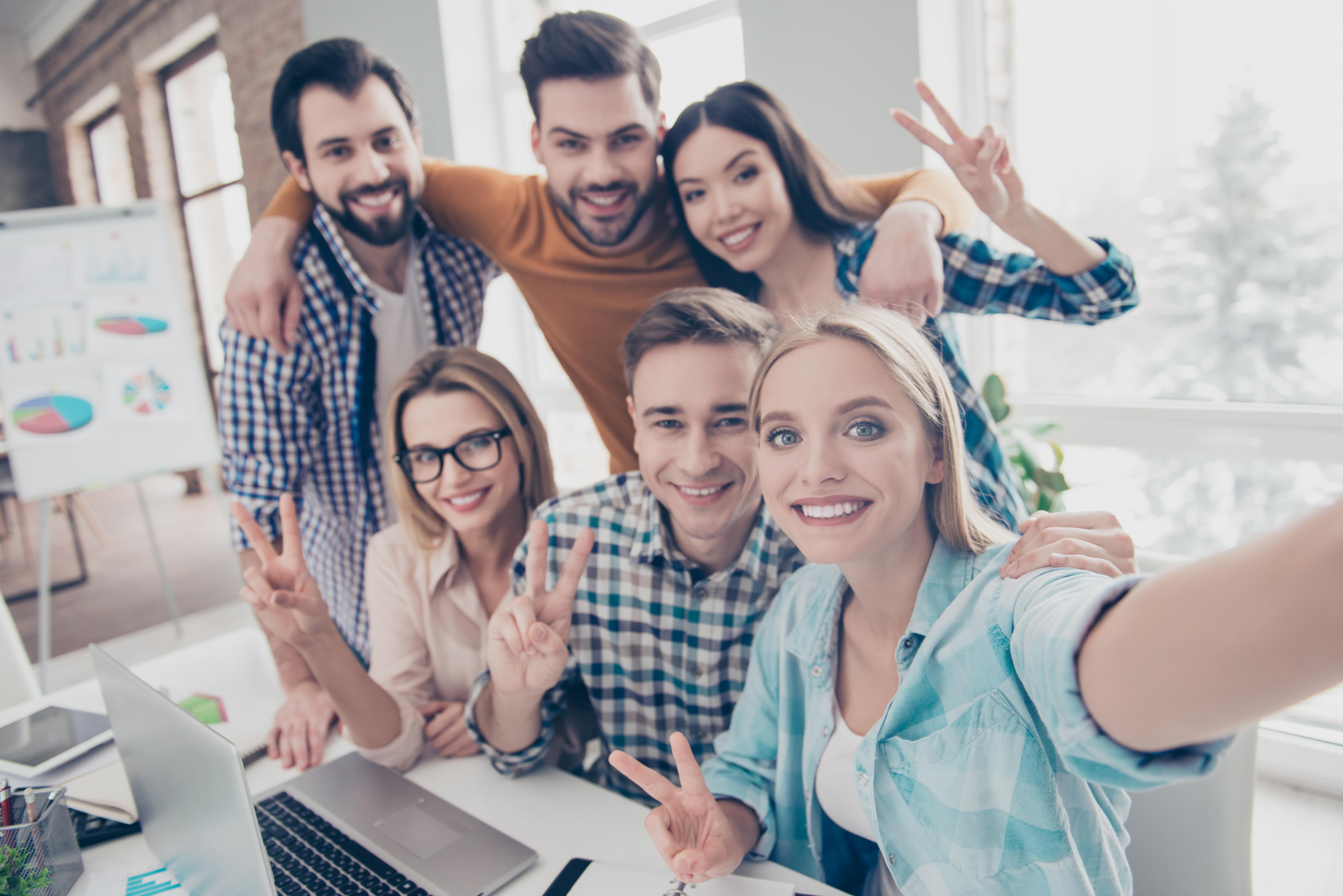 Unicorn and Co – Digital Workplace Wellness Platform